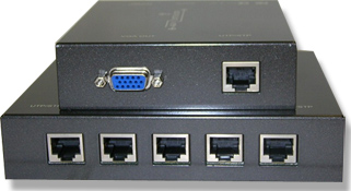 audio video 5 port